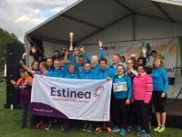 Estinea running team